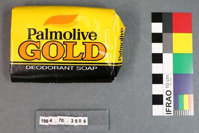 Hygiene Packaging: Palmolive Soap