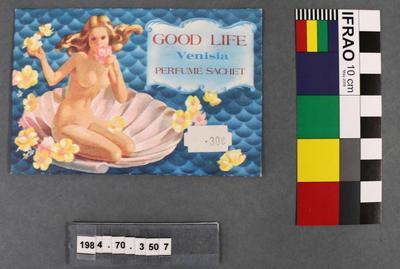 Hygiene Packaging: Good Life Perfume Sachet