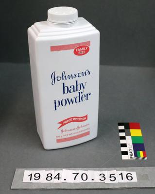 Hygiene Packaging: Johnson's & Johnson's Baby Powder