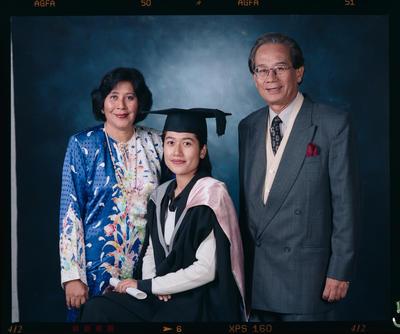 Negative: Shahabudin Graduate And Family