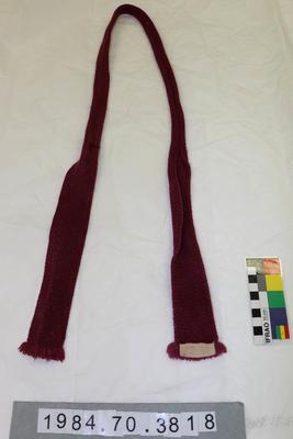 Necktie: All Wool