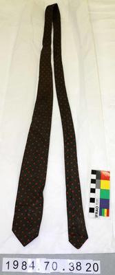 Necktie: Italsilk