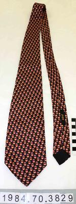 Necktie: Soie