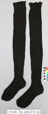 Hosiery: Fishnet Stockings