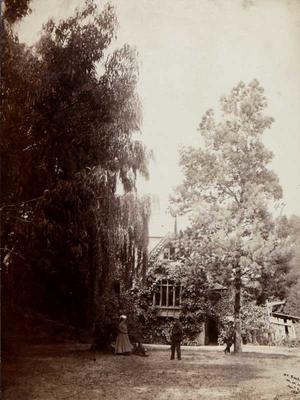 Photograph: Barker Family; 23 Jan 1871; 2016.14.9