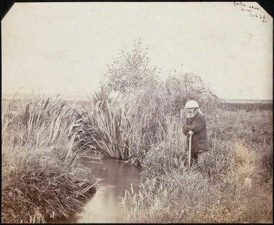 Photograph: Dr A C Barker