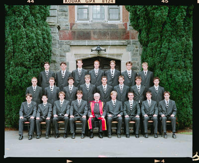 Negative: Christ's College Prefects 1997