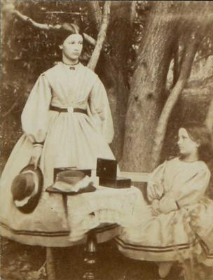 Photograph: Elizabeth and Mary Barker