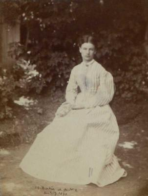 Photograph: Elizabeth Barker; 1870; 2016.15.12
