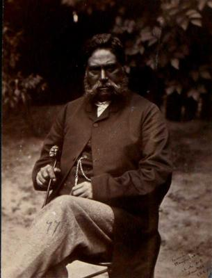 Photograph: Tamihana Te Rauparaha