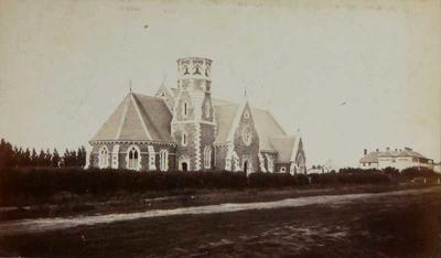 Photograph: St John's Church