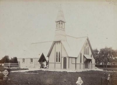 Photograph: Avonside Church