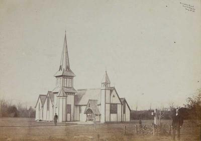 Photograph: St Peter's Anglican Church