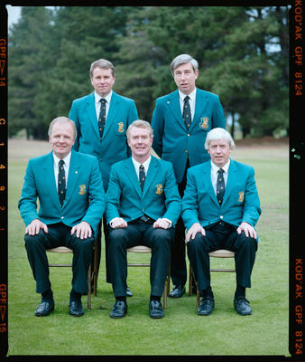 Negative: Templeton Country Club Golf Team
