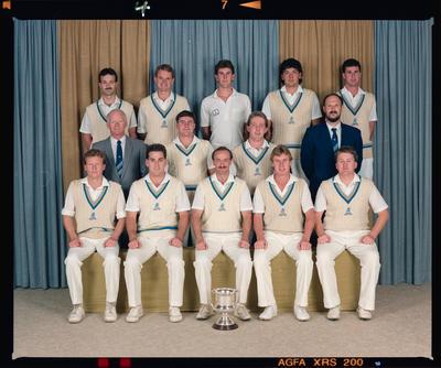 Negative: St Albans Cricket Club 1990
