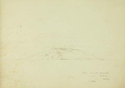 Sketch: Ferro, 20 September 1850