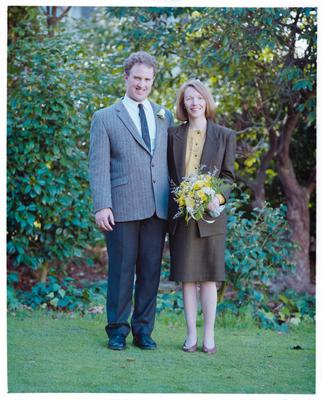 Negative: Webb-McCook Wedding