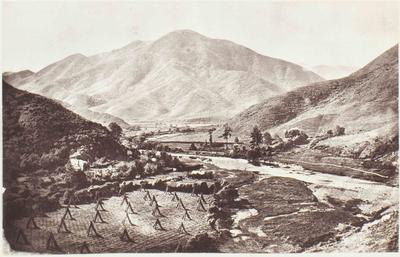 Photograph: A Valley Farm Scene