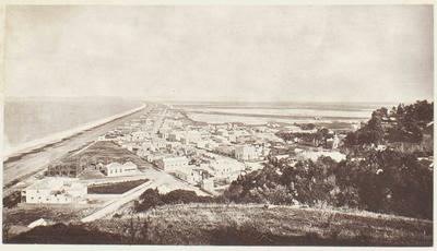 Photograph: Landscape View of Early Napier