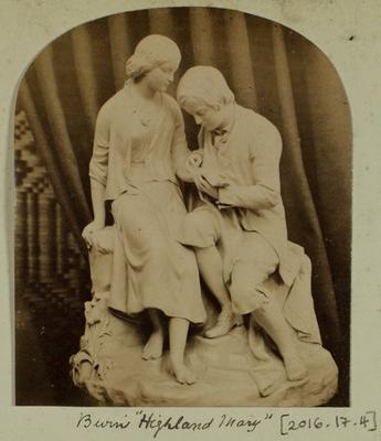 Photograph: Highland Mary, Sculpture