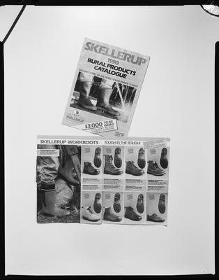Negative: Skellerup Brochures