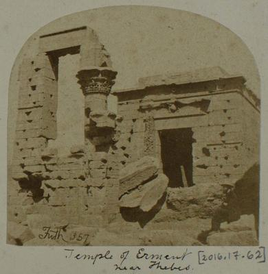 Photograph: Temple Ruins