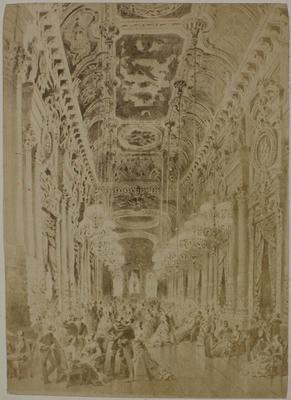 Photograph: Elaborate Waiting Hall, Nouvel Opera Paris, Illustration