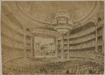 Photograph: Theatre Three, Illustration