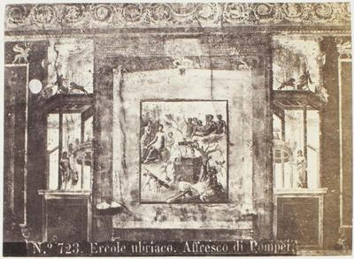 Photograph: Alfresco, Pompeii