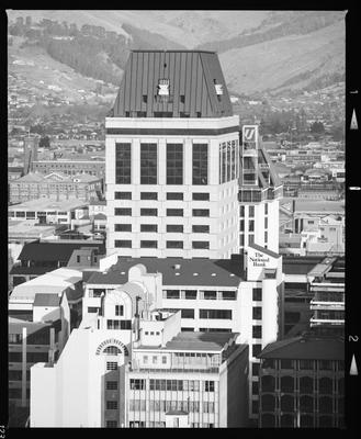 Negative: City Buildings Christchurch