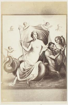 Photograph: Female Seated on Centaur