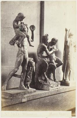 Photograph: Three Sculptures