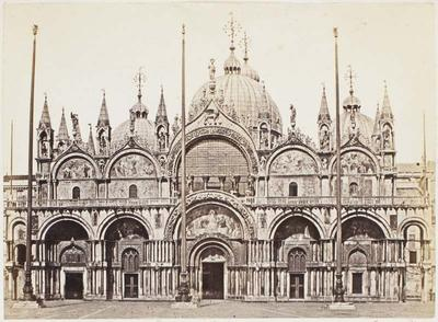 Photograph: St Mark's Exterior, Venice