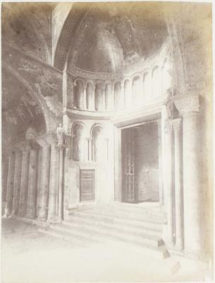 Photograph: Decorative Doorway, Venice