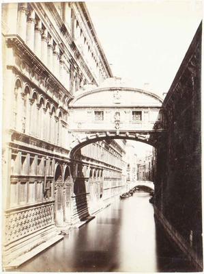 Photograph: Bridged, Venice