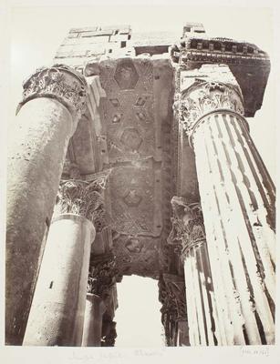 Photograph: Geometric Ruins