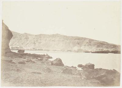 Photograph: Waterside Settlement, Aden