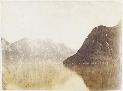 Photograph: Fiord Two, New Zealand