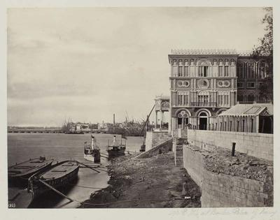 Photograph: Palace of Viceroy, Bulaq Egypt