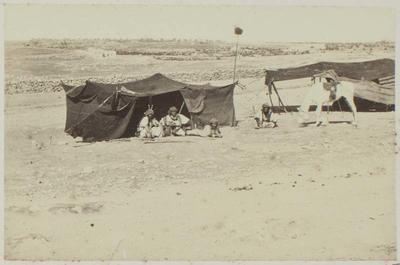 Photograph: Desert Camp