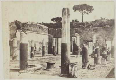 Photograph: Ancient Ruin Pillars