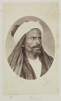 Photograph: Bedouin Man