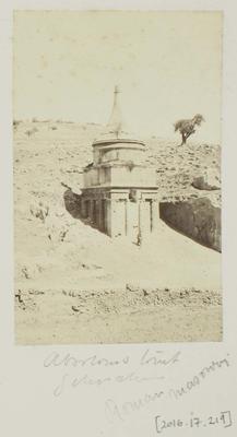 Photograph: Roman Masonry, Jerusalem