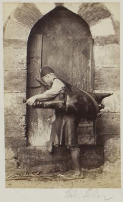 Photograph: Water Seller