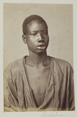 Photograph: Nubian Male, Cairo