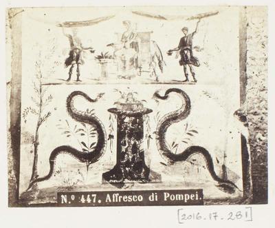 Photograph: Serpentine Alfresco, Pompeii