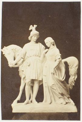 Photograph: Roman Soldier and His Maiden