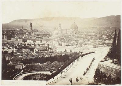 Photograph: Cityscape, Florence