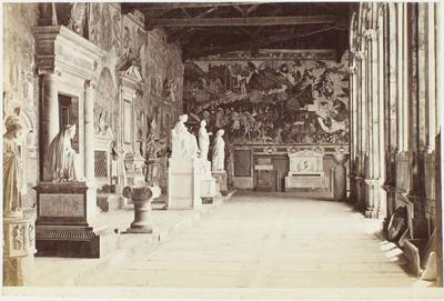 Photograph: Room of Statues