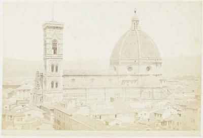 Photograph: Giotto's Campanile, Florence Italy